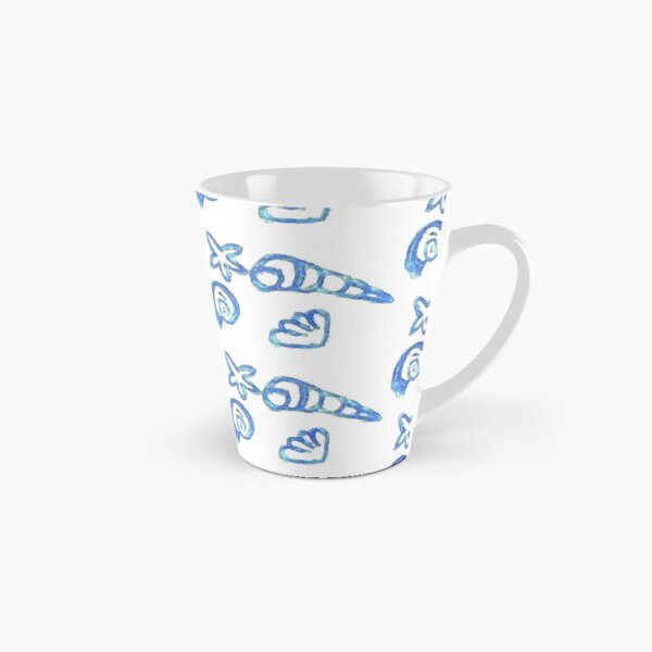 Seashells  Tall Mug
