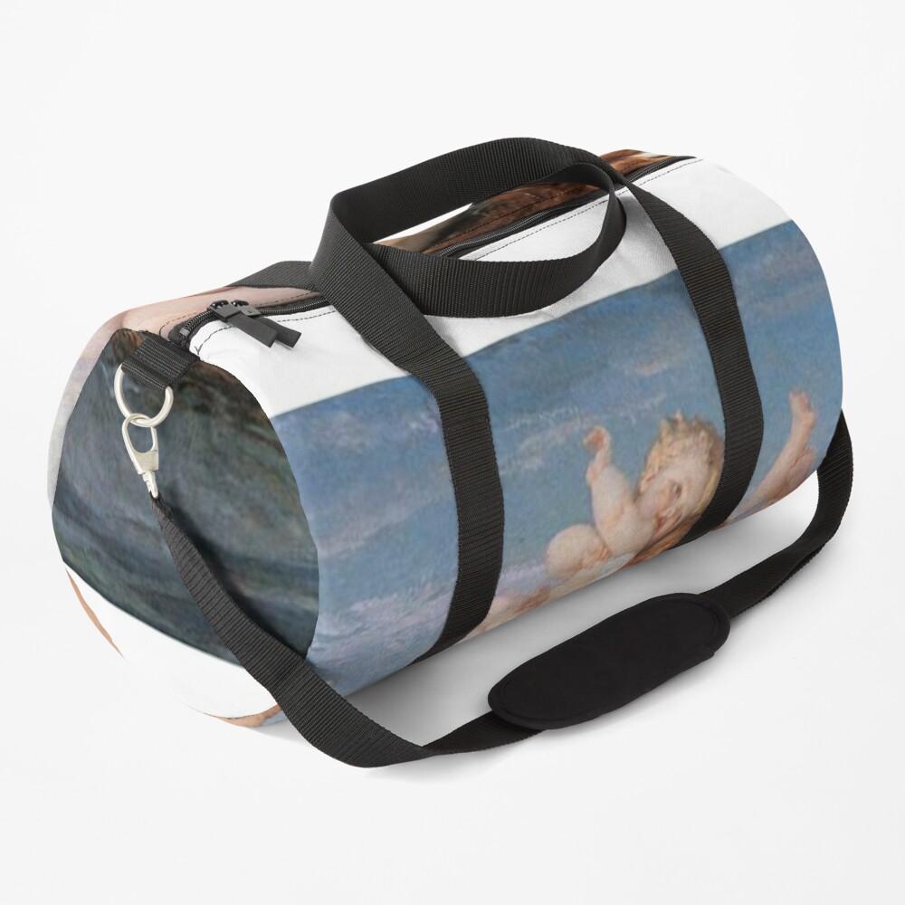 The #Birth of #Venus, Alexandre Cabanel 1875 #TheBirthofVenus #BirthofVenus Duffle Bag