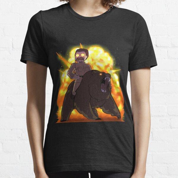 Teddy Roosevelt Essential T-Shirt