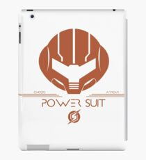 Vinilo o funda para iPad Power Suit Tee - Metroid
