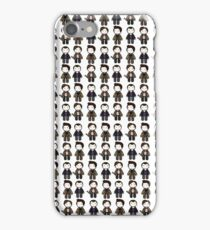 Doctor Doctor Doctor (white) iPhone Case/Skin