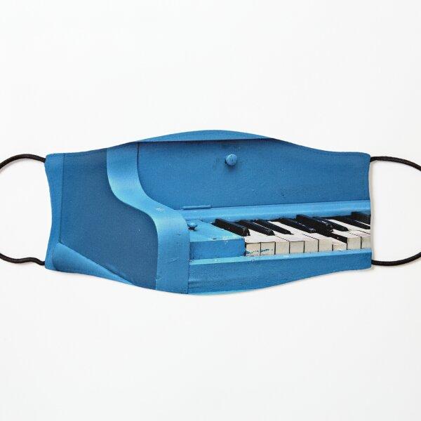 Piano Blues Kids Mask