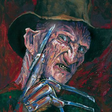 Freddy Krueger by AshleyThorpe