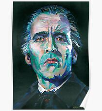 Dracula - Christopher Lee Poster