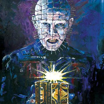 Pinhead - Hellraiser by AshleyThorpe