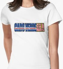 Abstraq Inc: Cabo VerdeAKA Women's Fitted T-Shirt