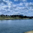 Dallas Cowboys Stadium - Arlington, Texas by Terence Russell