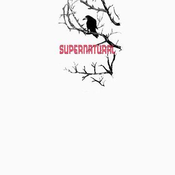 Supernatural - Raven Design by Enigma2005