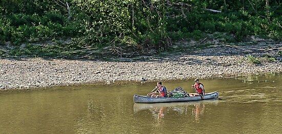 Canoe   by Brandon Batie