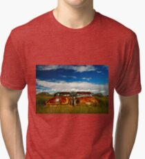 Brothers in Rust Tri-blend T-Shirt