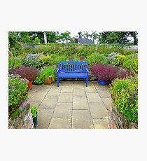The Walled Garden Photographic Print