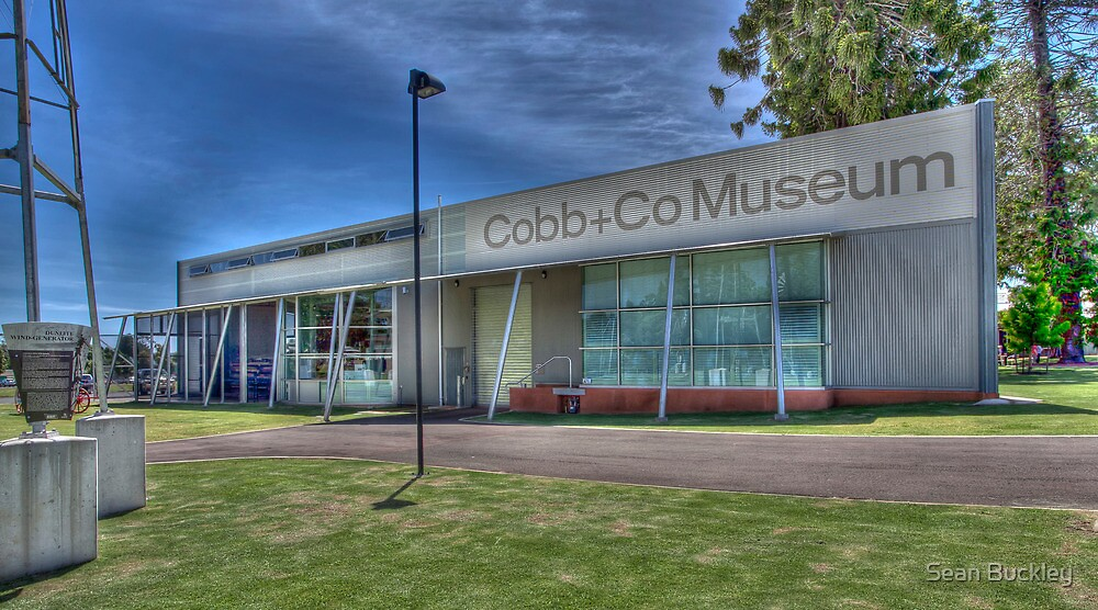 Cobb & Co Museum Toowoomba by SeanBuckley