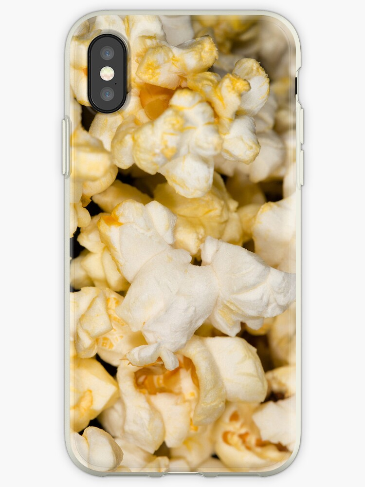 Popcorn - iPhone by Sandra Chung