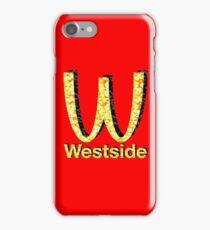 Westside Burgers iPhone Case/Skin