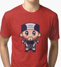 #1 PILOT Tri-blend T-Shirt
