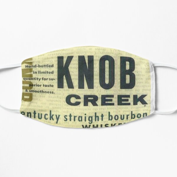 Knob Creek Kentucky Bourbon Whiskey  Mask
