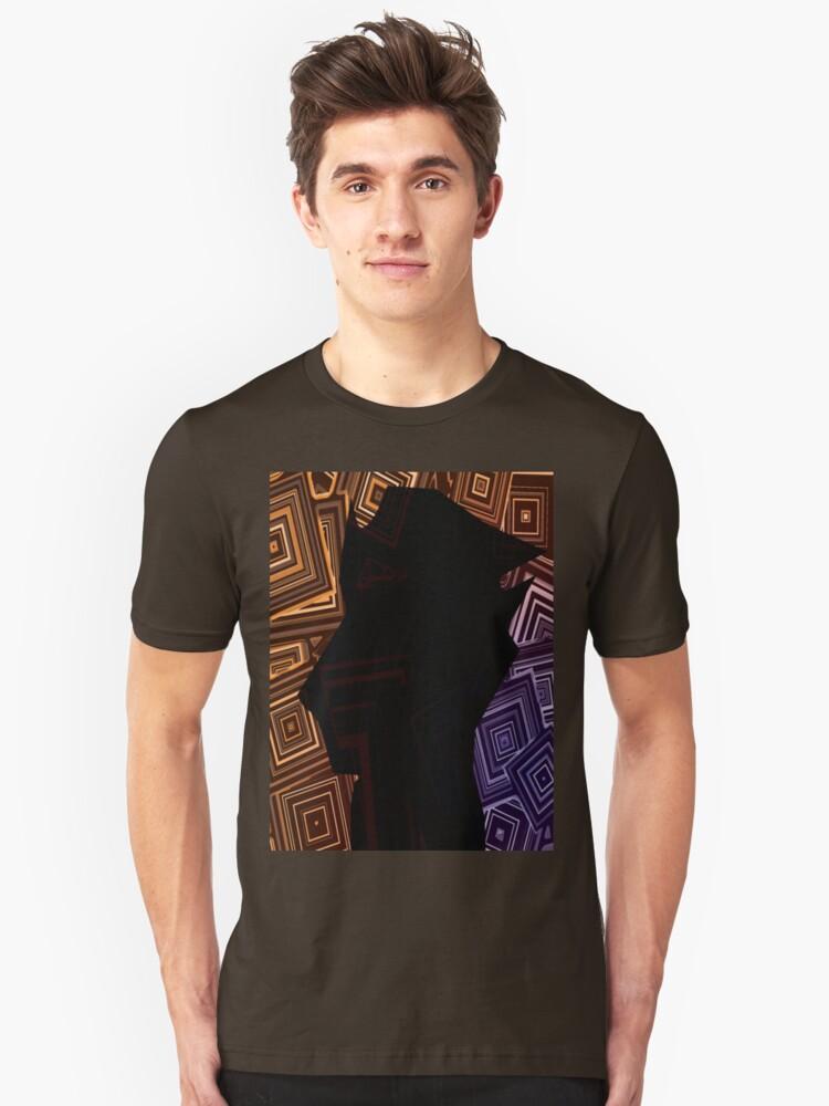 face Unisex T-Shirt Front