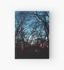 Cyan Sky Hardcover Journal