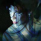 Binary Encoding II by Jennifer Rhoades