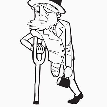 The Leperchaun by catatonicfix