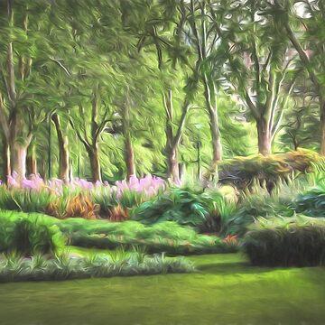 Secret Garden  (GO) by RayW