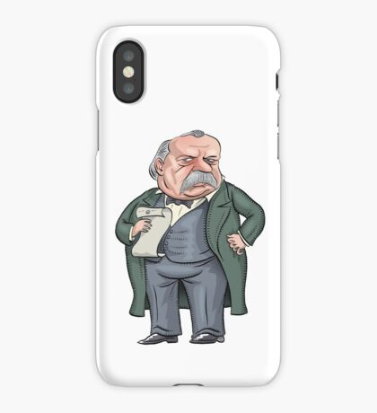 President Grover Cleveland iPhone Case