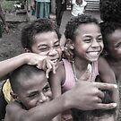 Having Fun in Fiji by Deanna Heitschmidt