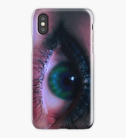 In the mists above perfection iPhone Case