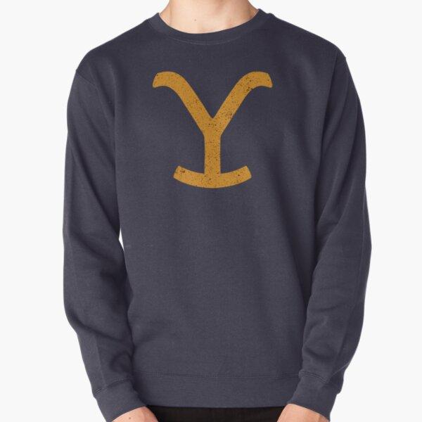 Yellowstone Ranch Logo 1 Pullover Sweatshirt