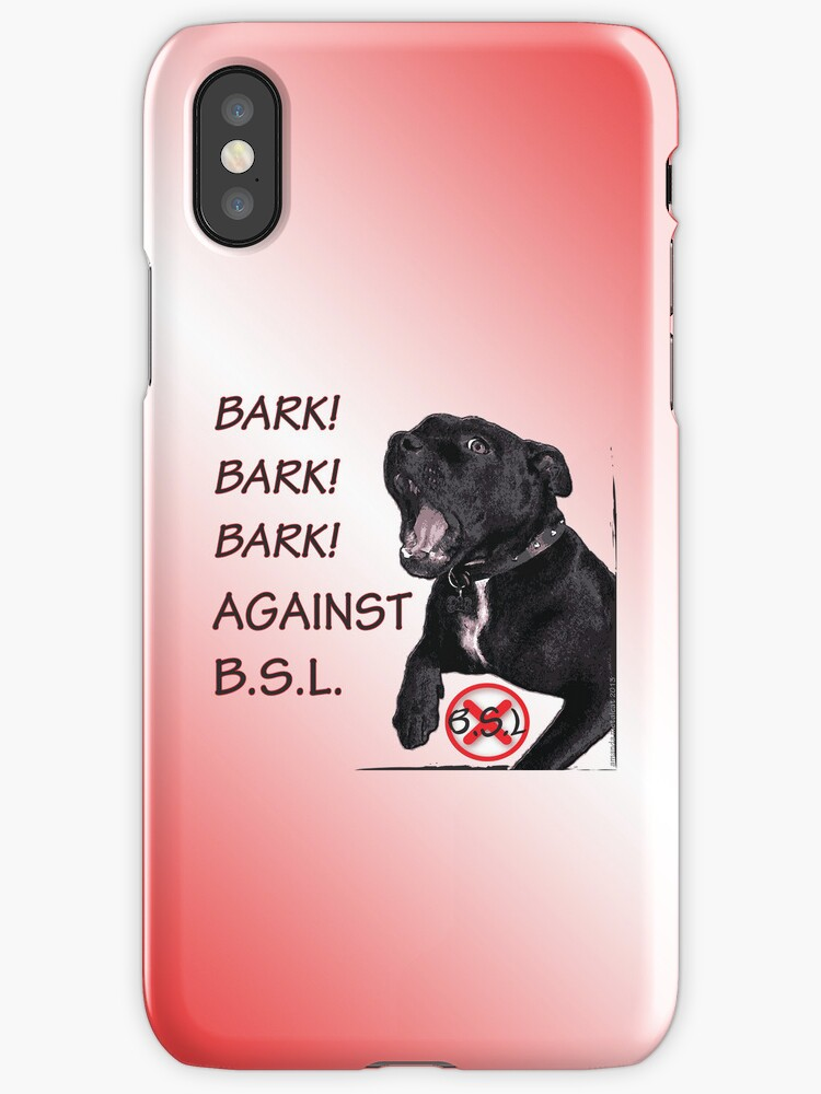 Bark Against BSL by amanda metalcat dodds