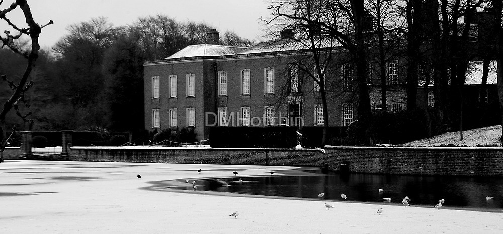 Dunham Hall by DMHotchin