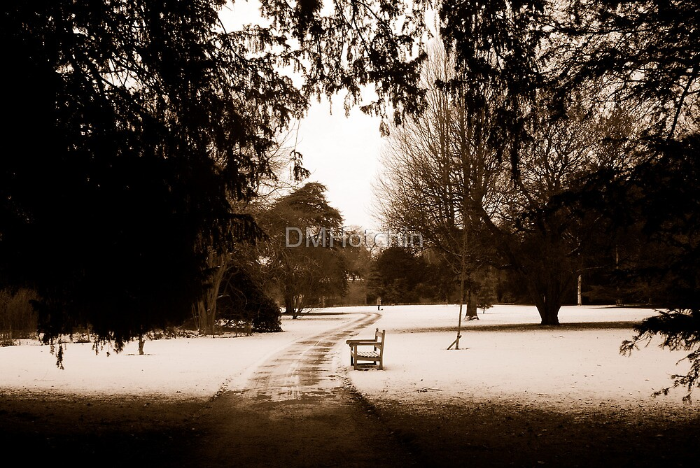 Dunham Gardens by DMHotchin
