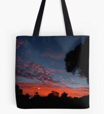 Suburban Summer time Tote Bag