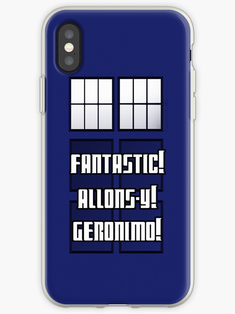 Fantastic! Allons-y! Geronimo! by Benjamin Nunn
