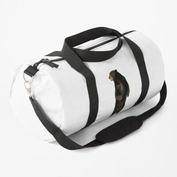 Bear Paw Grizzly Grylls Wilderness Wild Animal Photo Gift Duffle Bag