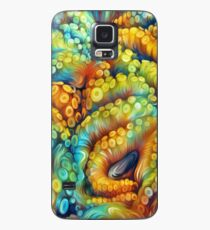 Tentacles Case/Skin for Samsung Galaxy