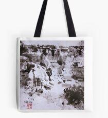 Canyon Flight 2 - Canyon de Chelly Tote Bag