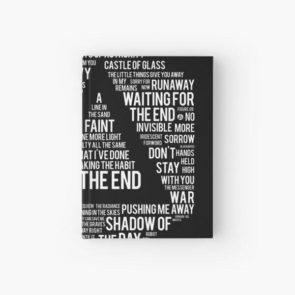 Chester Bennington Hardcover Journal
