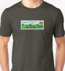 LEONARD the color-blind chameleon T-Shirt