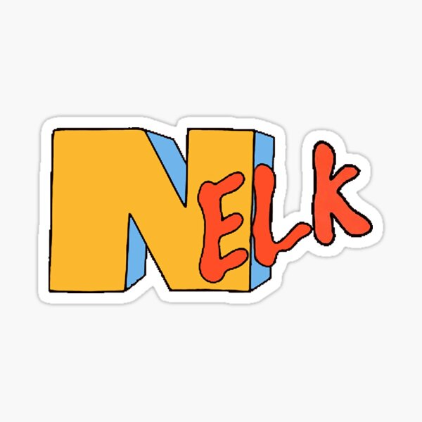 nelk boys Sticker