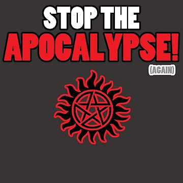The Winchesters - Training to Stop the Apocalypse! by Cosmodious