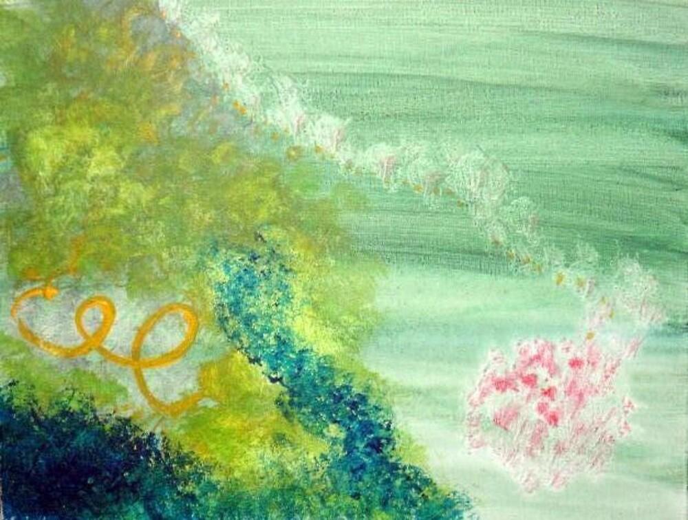 Flight of the Neutrino by Valerie Howell