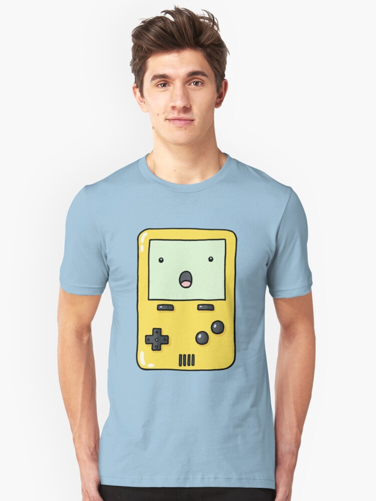 Yellow Gametoy Unisex T-Shirt Front