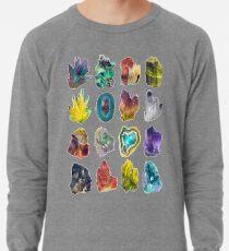 Crystals Lightweight Sweatshirt