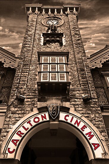 Carlton Cinema by Geoff Carpenter