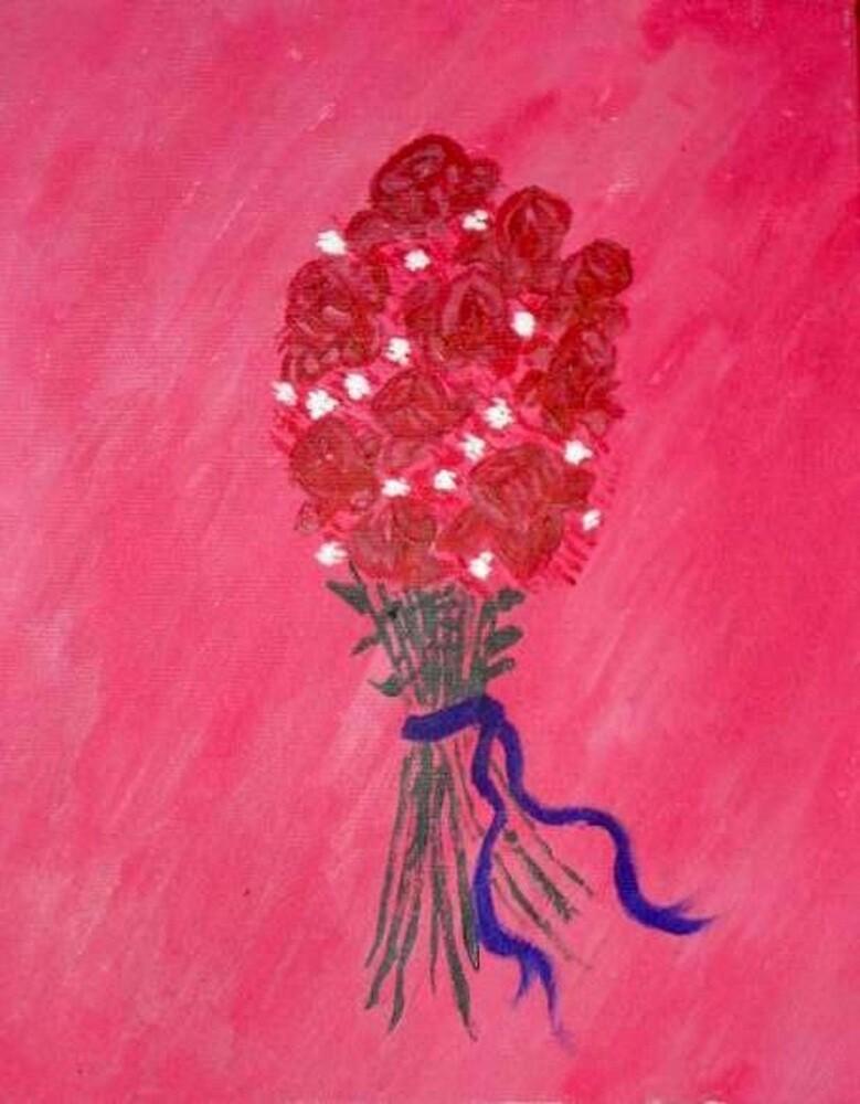 La Vie En Rose by Valerie Howell