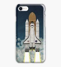 Space Shuttle iPhone Case/Skin