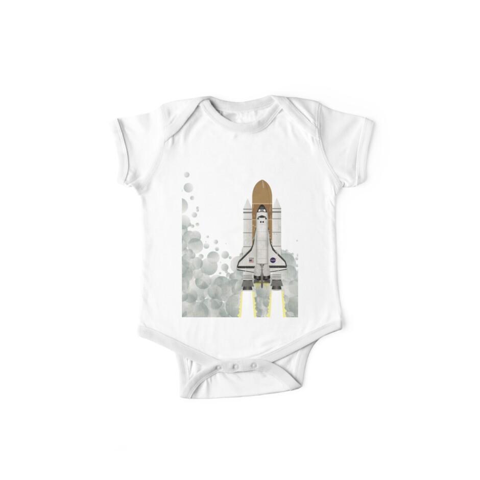 Space Shuttle by Wyattdesign