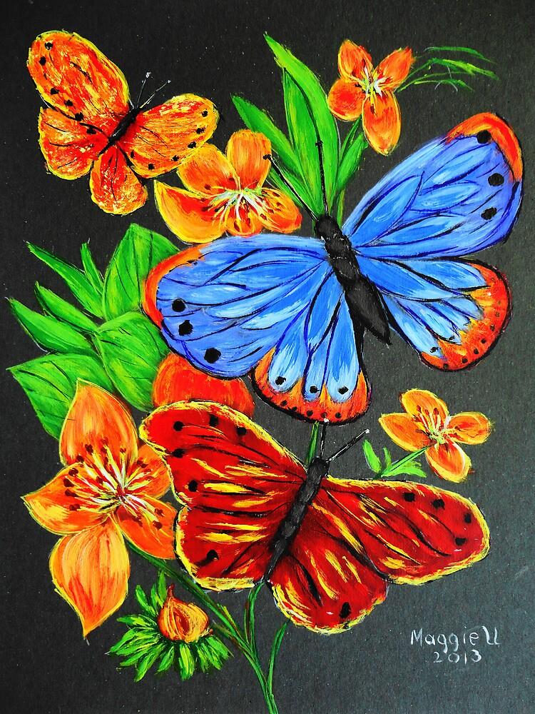 Butterflies by maggie326