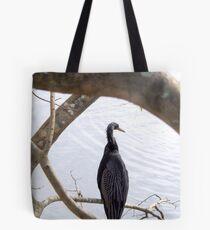 Anhinga - Everglades National Park Tote Bag